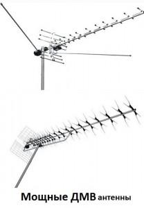 Дециметровая антенна.