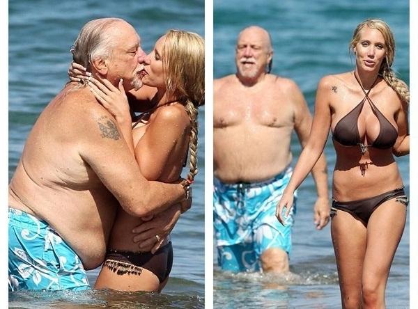 любовь старика к молодой