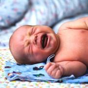 плачь ребёнка