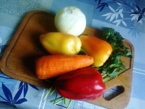 овощи для икры по-советски