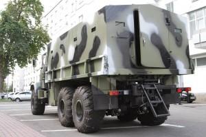 Специализированный бронеавтомобиль Raptor - АРС - КрАЗ