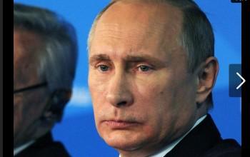 Владимир Путин на странице Forbеs