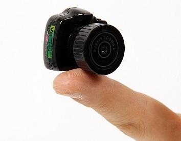 камеры мини