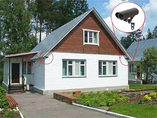 Камера на даче своими руками 916