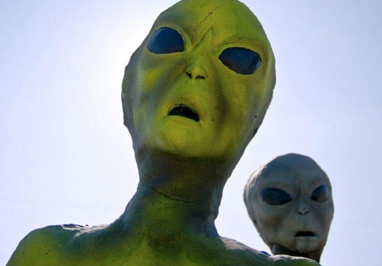 Если бы на нас смотрели марсиане