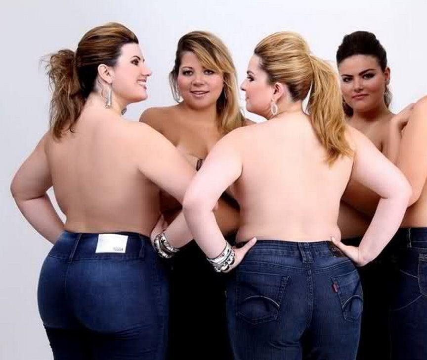 модная одежда для толстых