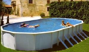 разборный бассейн
