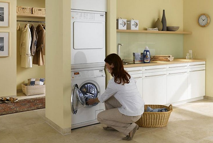 Обновленный функционал стиральных машин