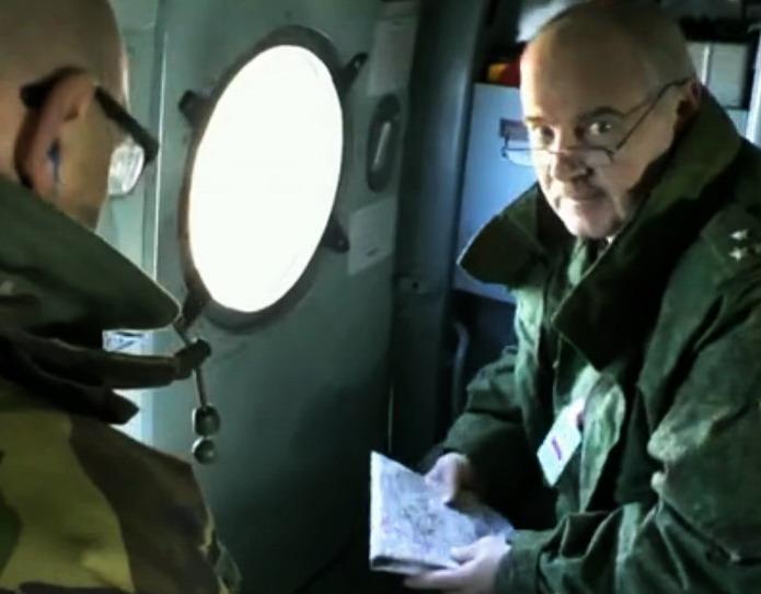 Военная активность на российско-украинской границе