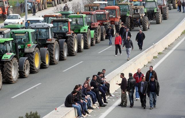 Бунт фермеров Польши