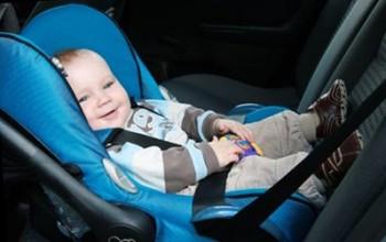 выбор автокресла для ребёнка