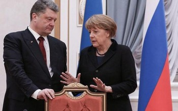 Германия разочаровалась в Порошенко