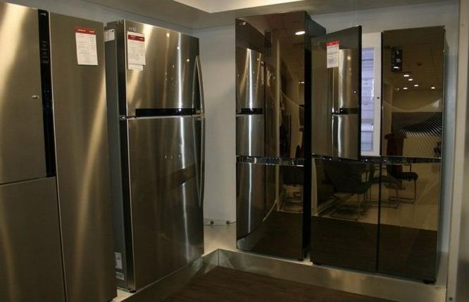 LG GA-B489TG - обзор холодильника