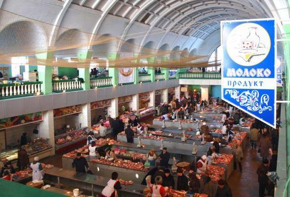 Мультивалютный рынок в ЛНР