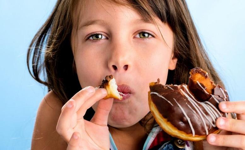 Питание детей летом