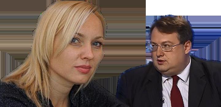 Шилова против Геращенко