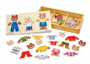 Выбор детских игрушек