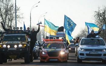 автомайдановцев избили в Одессе