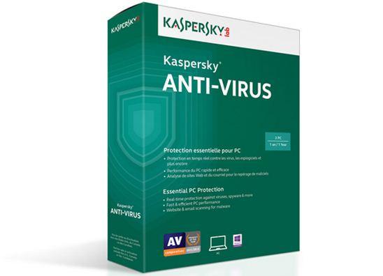 Антивирусная программа Касперского 2015