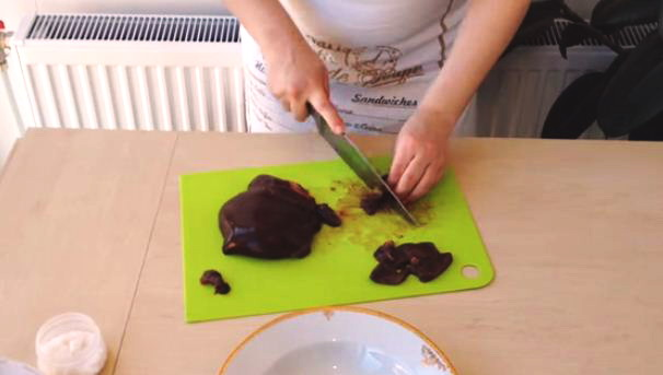 Как вкусно пожарить печенку