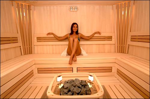 Как сделать в своей бане сауну