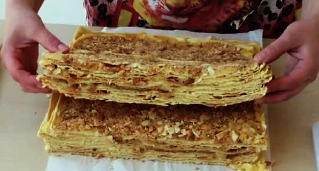 Торт Наполеон