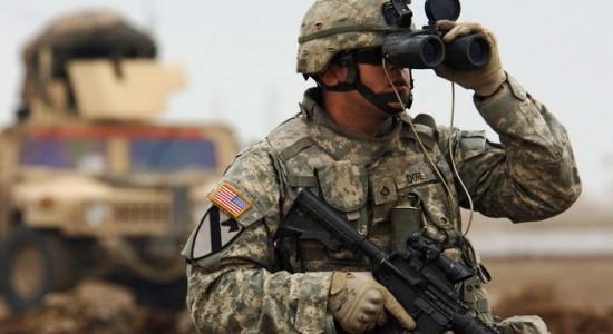 американские военные на Украине