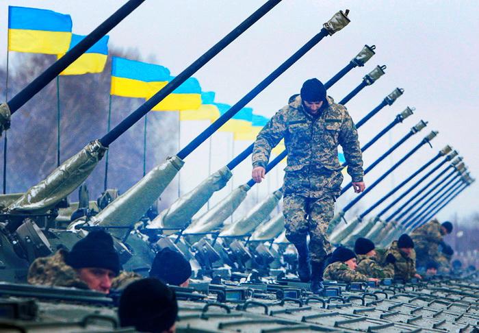поставки оружия на Украину