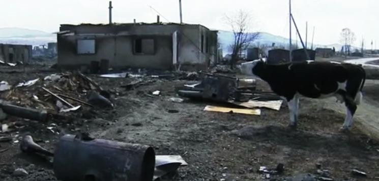 Пожар в России сегодня