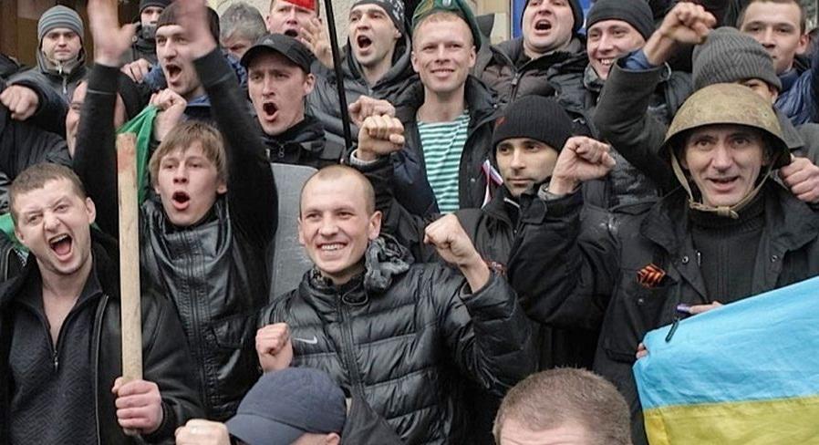 список сепаратистов Харькова