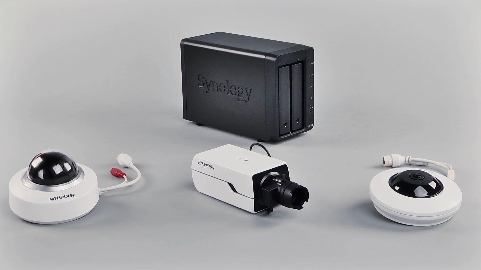 Выбор системы видеонаблюдения