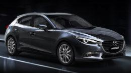 Новая Mazda 3 хэтчбек 2019 годаНовая Mazda 3 хэтчбек 2019 года