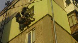 Наружное утепление фасадов